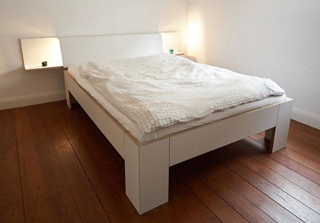 Betten vom Schreiner in Stuttgart- Die Stuttgarter Möbelmacher